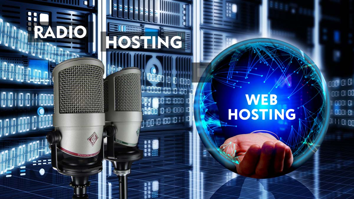 Cheapest Radio Hosting SHOUTcast Icecast servers, Free Web Hosting