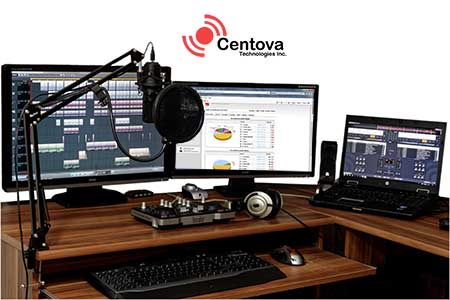 Centova Cast Radio Hosting