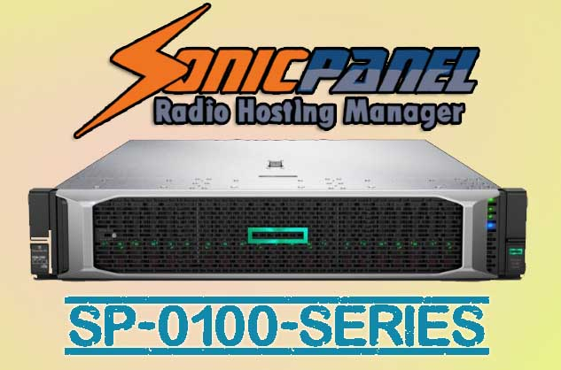 Radio Hosting SP-50 Servers